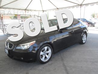 2005 BMW 530i Gardena, California