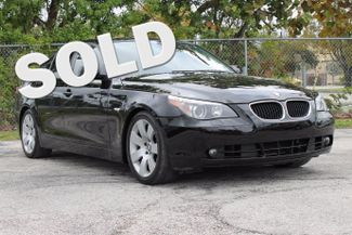 2005 BMW 530i Hollywood, Florida