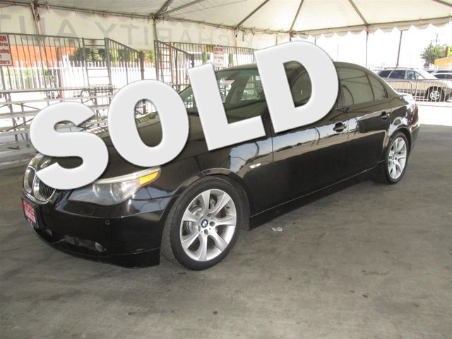 2005 BMW 545i Please call or e-mail to check availability All of our vehicles are available for