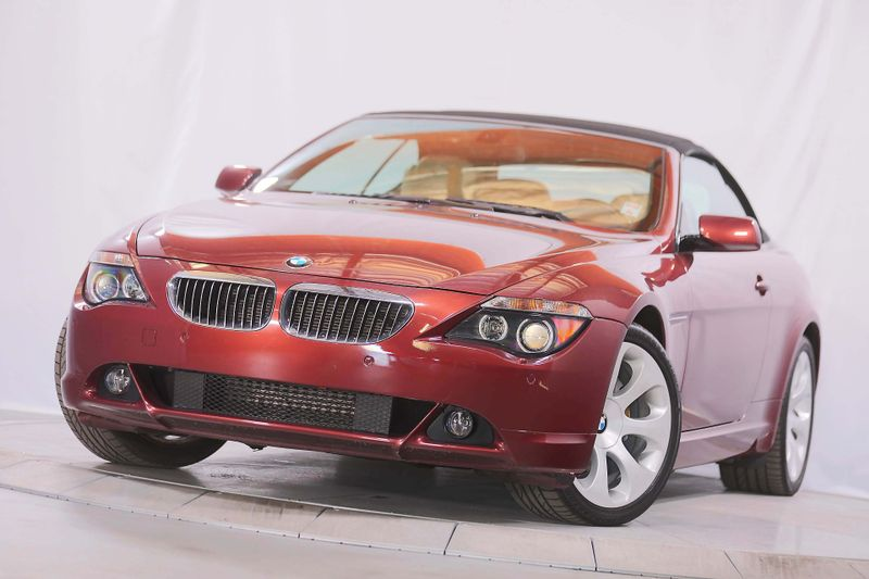 2005 BMW 645Ci - sport - only 37k miles  city California  MDK International  in Los Angeles, California