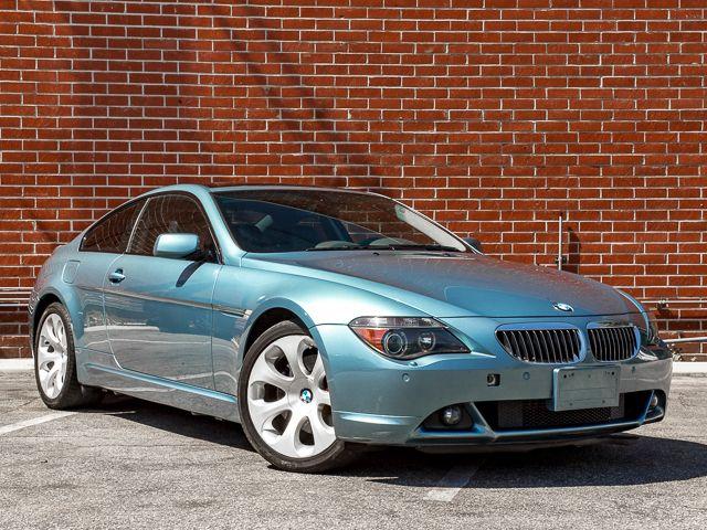 2005 BMW 645Ci Burbank, CA 2