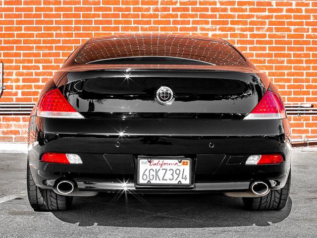 2005 BMW 645Ci Burbank, CA 3