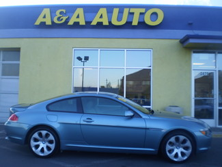 2005 BMW 645Ci CI AUTOMATIC Englewood, Colorado