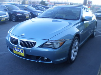 2005 BMW 645Ci CI AUTOMATIC Englewood, Colorado 1