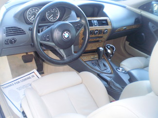 2005 BMW 645Ci CI AUTOMATIC Englewood, Colorado 10