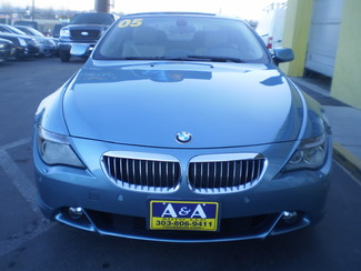 2005 BMW 645Ci CI AUTOMATIC Englewood, Colorado 2