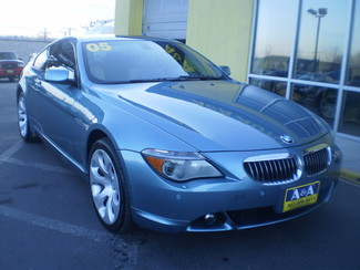 2005 BMW 645Ci CI AUTOMATIC Englewood, Colorado 3