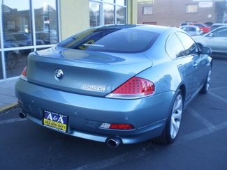 2005 BMW 645Ci CI AUTOMATIC Englewood, Colorado 4