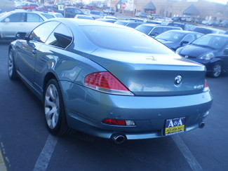 2005 BMW 645Ci CI AUTOMATIC Englewood, Colorado 6