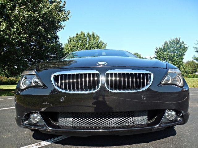 2005 BMW 645Ci Leesburg, Virginia 7