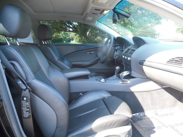 2005 BMW 645Ci Leesburg, Virginia 11