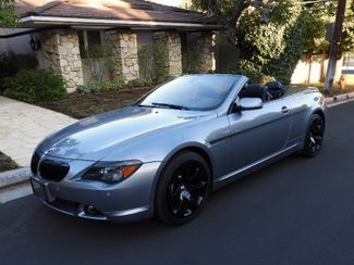 2005 BMW 645Ci Convertible in , California