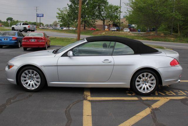2005 BMW 645Ci RWD - NAVIGATION - ACTIVE CRUISE! Mooresville , NC 29