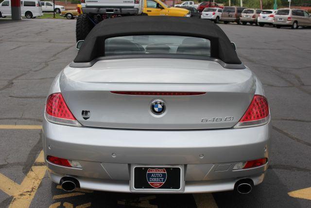 2005 BMW 645Ci RWD - NAVIGATION - ACTIVE CRUISE! Mooresville , NC 18