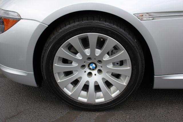2005 BMW 645Ci RWD - NAVIGATION - ACTIVE CRUISE! Mooresville , NC 21