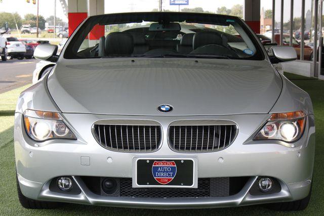 2005 BMW 645Ci RWD - NAVIGATION - ACTIVE CRUISE! Mooresville , NC 16