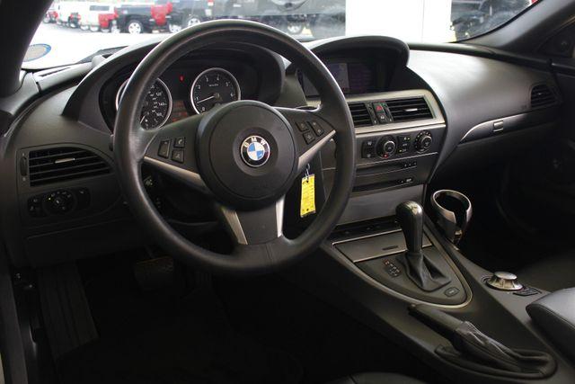 2005 BMW 645Ci RWD - NAVIGATION - ACTIVE CRUISE! Mooresville , NC 32
