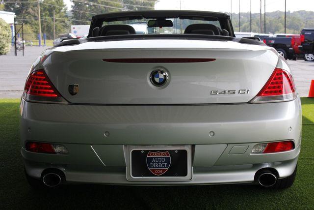 2005 BMW 645Ci RWD - NAVIGATION - ACTIVE CRUISE! Mooresville , NC 17