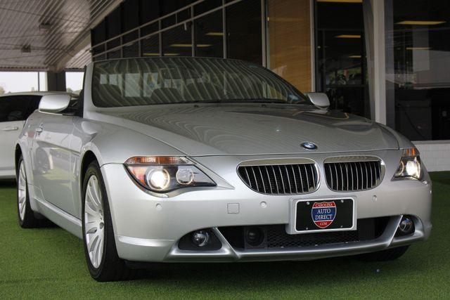 2005 BMW 645Ci RWD - NAVIGATION - ACTIVE CRUISE! Mooresville , NC 26