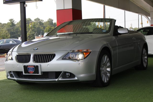 2005 BMW 645Ci RWD - NAVIGATION - ACTIVE CRUISE! Mooresville , NC 27