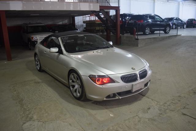 2005 BMW 645Ci 645Ci 2dr Convertible Richmond Hill, New York 1