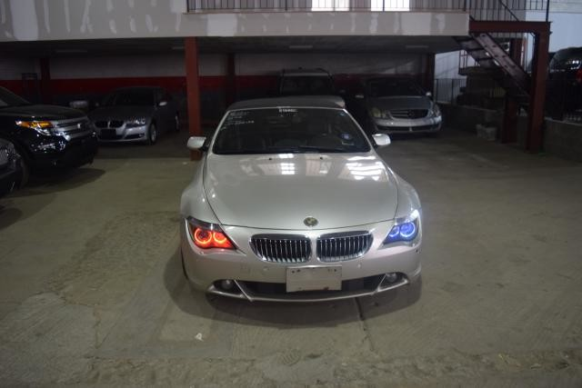 2005 BMW 645Ci 645Ci 2dr Convertible Richmond Hill, New York 2