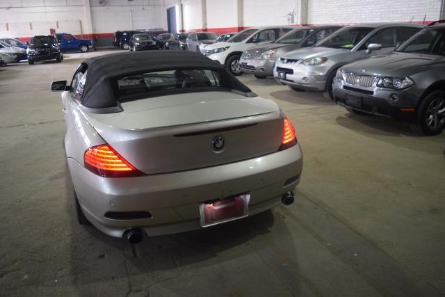 2005 BMW 645Ci 645Ci 2dr Convertible Richmond Hill, New York 3