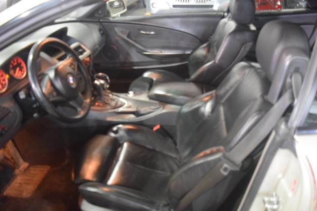 2005 BMW 645Ci 645Ci 2dr Convertible Richmond Hill, New York 5