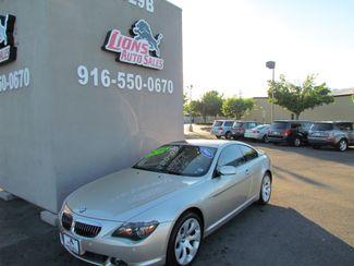 2005 BMW 645Ci Sharp Low Miles Sacramento, CA 12