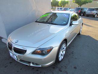 2005 BMW 645Ci Sharp Low Miles Sacramento, CA 2
