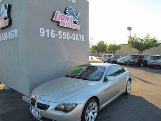 2005 BMW 645Ci Sharp Low Miles Sacramento, CA 3