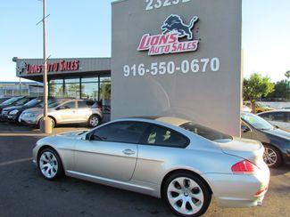 2005 BMW 645Ci Sharp Low Miles Sacramento, CA 7
