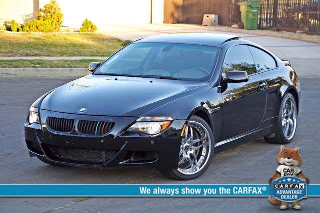 2005 BMW 645Ci SPORTS PKG ALLOY WHLS XENON ONLY 71K MLS SALVAGE Woodland Hills, CA 0