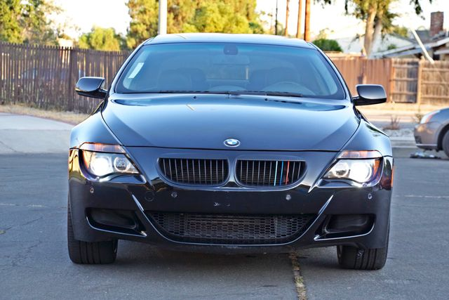 2005 BMW 645Ci SPORTS PKG ALLOY WHLS XENON ONLY 71K MLS SALVAGE Woodland Hills, CA 8