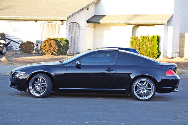 2005 BMW 645Ci SPORTS PKG ALLOY WHLS XENON ONLY 71K MLS SALVAGE Woodland Hills, CA 2