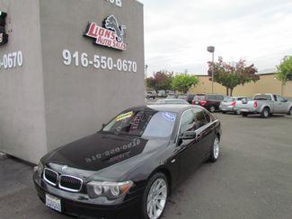 2005 BMW 745i Sacramento, CA