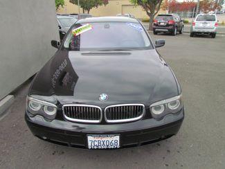 2005 BMW 745i Sacramento, CA 2