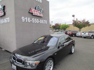 2005 BMW 745i Sacramento, CA 4