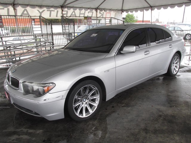 2005 BMW 745Li Please call or e-mail to check availability All of our vehicles are available fo