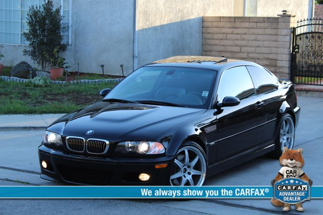 2005 BMW M Models M3 COUPE 6 SPEED MANUAL NAVIGATION 74K MLS 1-OWNER NEW CLUTCH Woodland Hills, CA 0