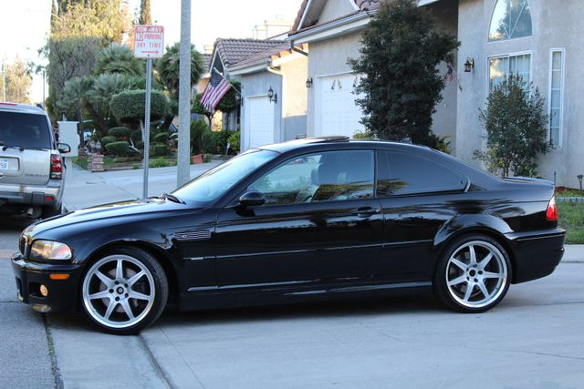 2005 BMW M Models M3 COUPE 6 SPEED MANUAL NAVIGATION 74K MLS 1-OWNER NEW CLUTCH Woodland Hills, CA 3
