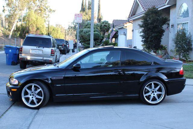 2005 BMW M Models M3 COUPE 6 SPEED MANUAL NAVIGATION 74K MLS 1-OWNER NEW CLUTCH Woodland Hills, CA 4