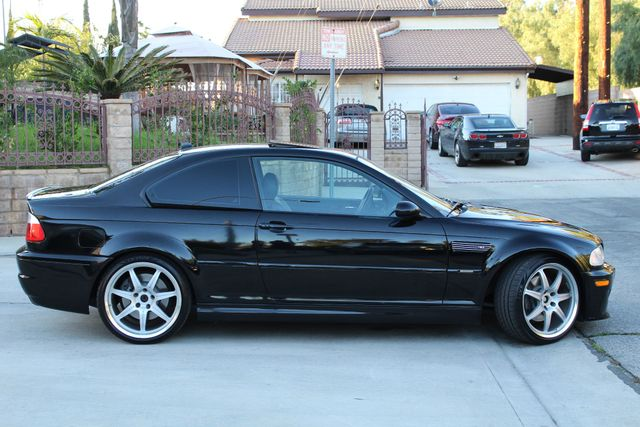 2005 BMW M Models M3 COUPE 6 SPEED MANUAL NAVIGATION 74K MLS 1-OWNER NEW CLUTCH Woodland Hills, CA 8