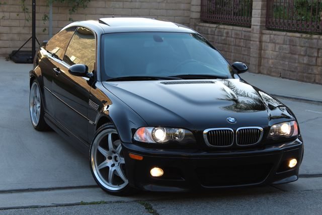2005 BMW M Models M3 COUPE 6 SPEED MANUAL NAVIGATION 74K MLS 1-OWNER NEW CLUTCH Woodland Hills, CA 10