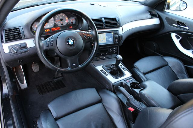 2005 BMW M Models M3 COUPE 6 SPEED MANUAL NAVIGATION 74K MLS 1-OWNER NEW CLUTCH Woodland Hills, CA 17