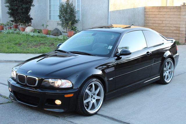 2005 BMW M Models M3 COUPE 6 SPEED MANUAL NAVIGATION 74K MLS 1-OWNER NEW CLUTCH Woodland Hills, CA 33