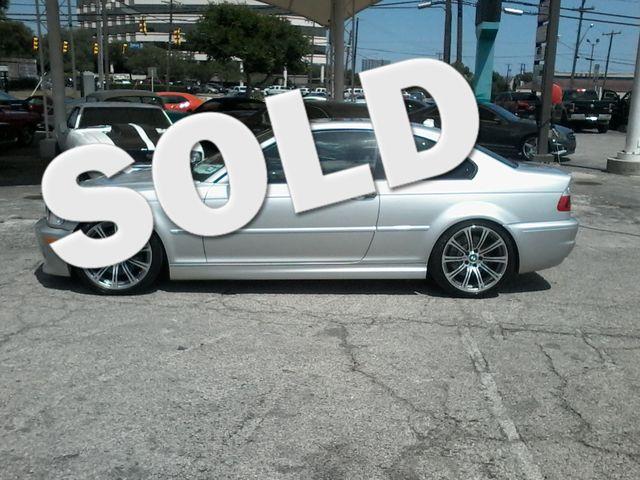 2005 BMW M Models M3 San Antonio, Texas 0