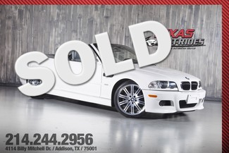 2005 BMW M3 6-Speed Convertible in Addison