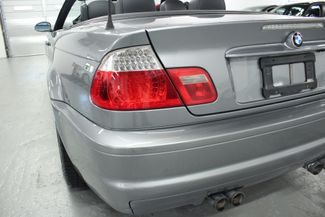 2005 BMW M3 Convertible Kensington, Maryland 109