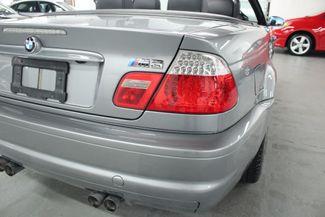 2005 BMW M3 Convertible Kensington, Maryland 110